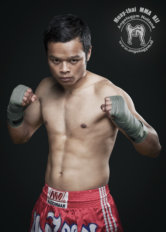thanit im-on angelogym