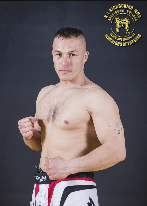 ismael khawari fighter angelogym