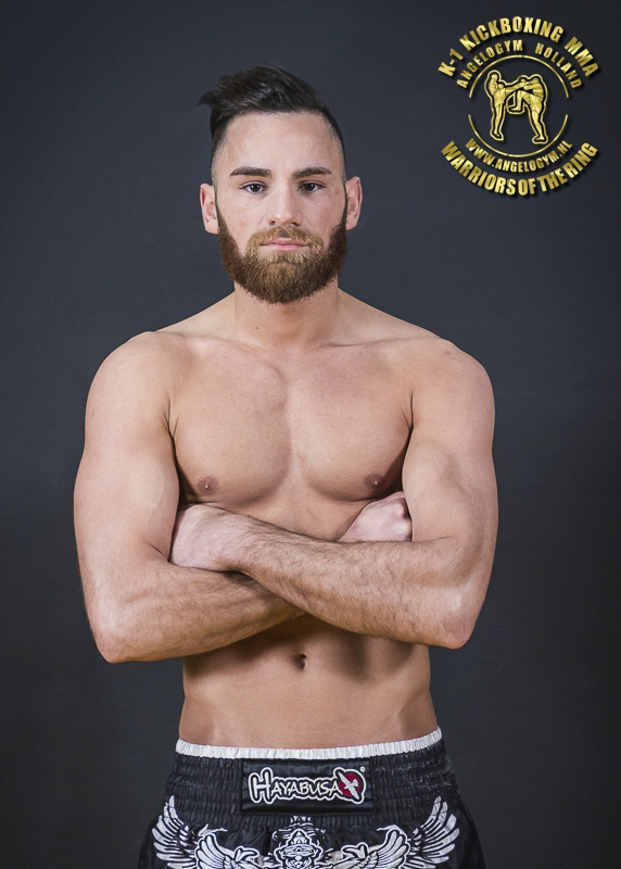 markus karakac fighter angelogym